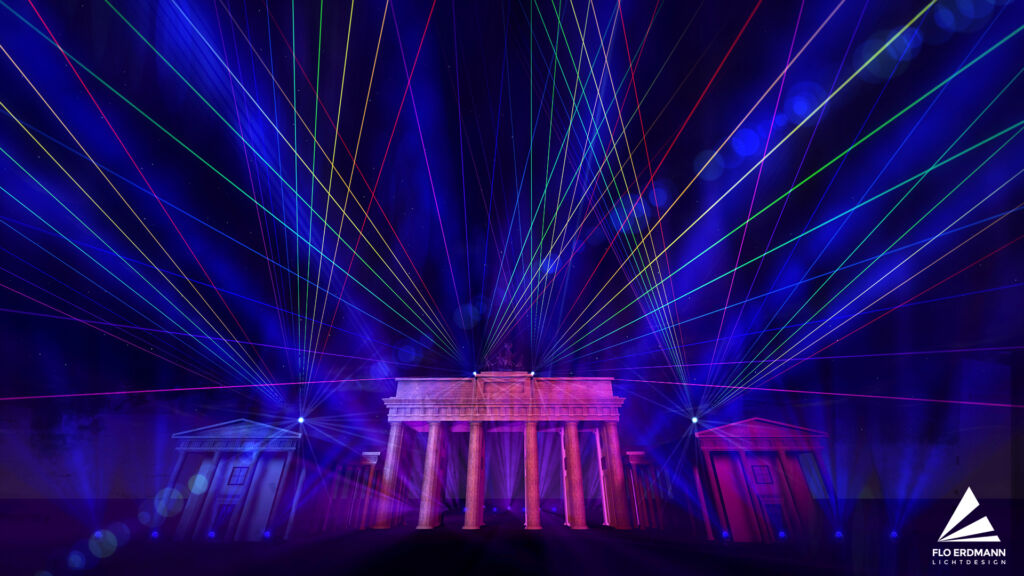 Berlin Brandenburg Gate - Concept Rendering