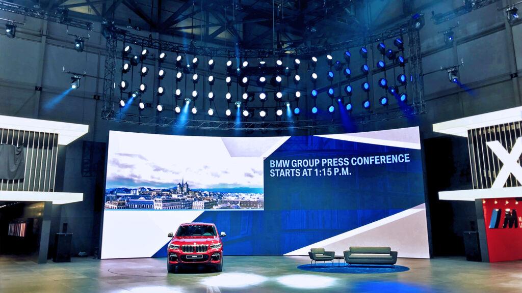 BMW Pressekonferenz 2018